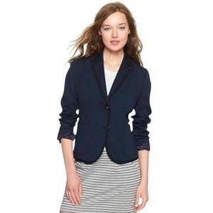 GAP The Academy Navy Blue Blazer Size 12